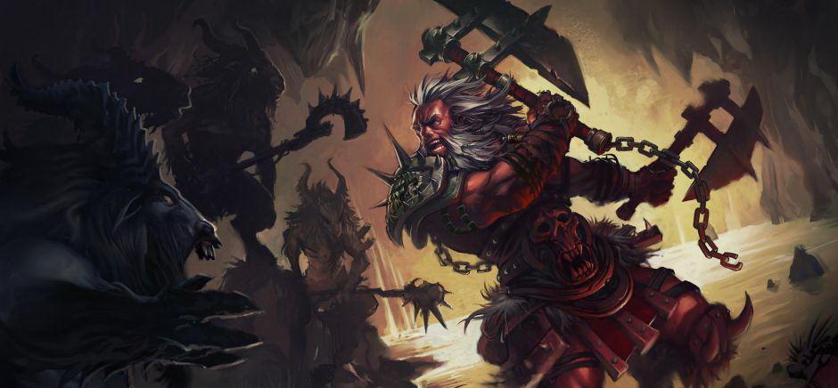 坚韧的胜利!暗黑3血锤野蛮人71层通关配置剖析