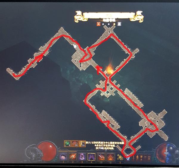 懒人式通关!暗黑3猎魔人套装地下城精通攻略