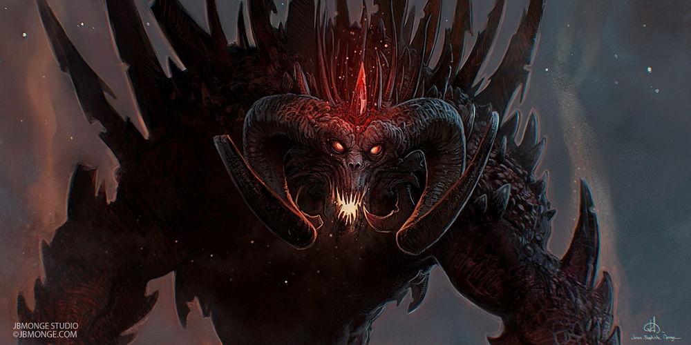 暗黑3玩家作品:精致的暗黑主题纹身