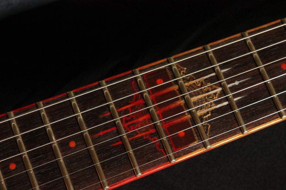 玩家作品:地狱琴弦 暗黑3主题吉他