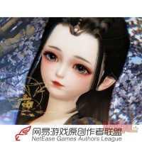 【捏脸名侠】小鹿娘:新生版少女·水木|向南|清