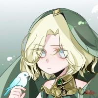 【原创作者联盟】【漫画学院】伽蓝圣子