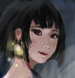 【制图组出品】又是女鬼辣波眼