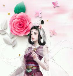【制图组出品】【粉色壁纸】